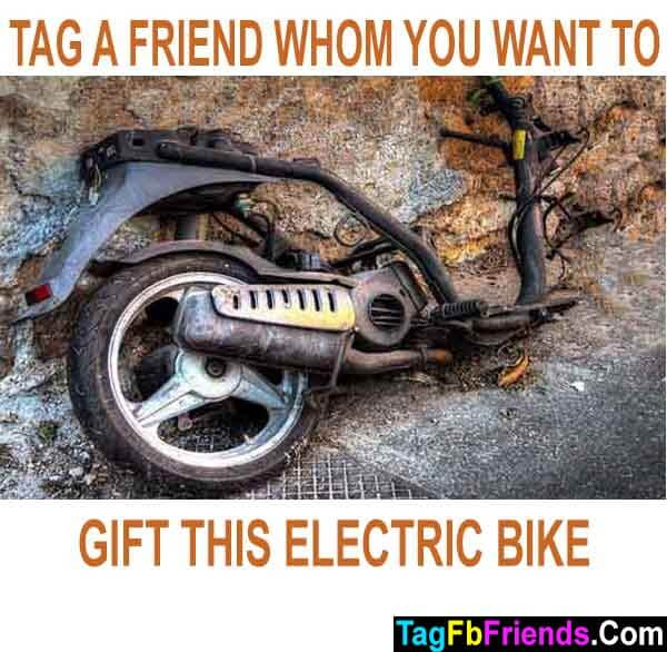 Funny Electric Bike
