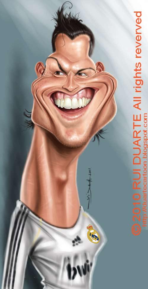 """""""Cristiano Ronaldo"""" por Rui Duarte"""