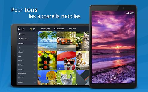 تحميل تطبيق Backgrounds HD Wallpapers v4.7.9.3 كامل للأندرويد مجانا