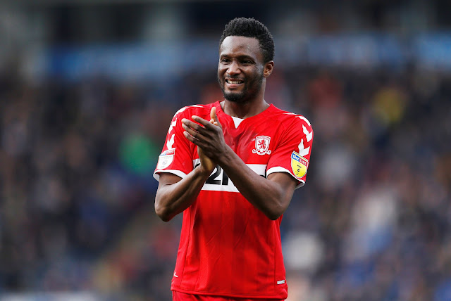 Mikel Obi might return to England