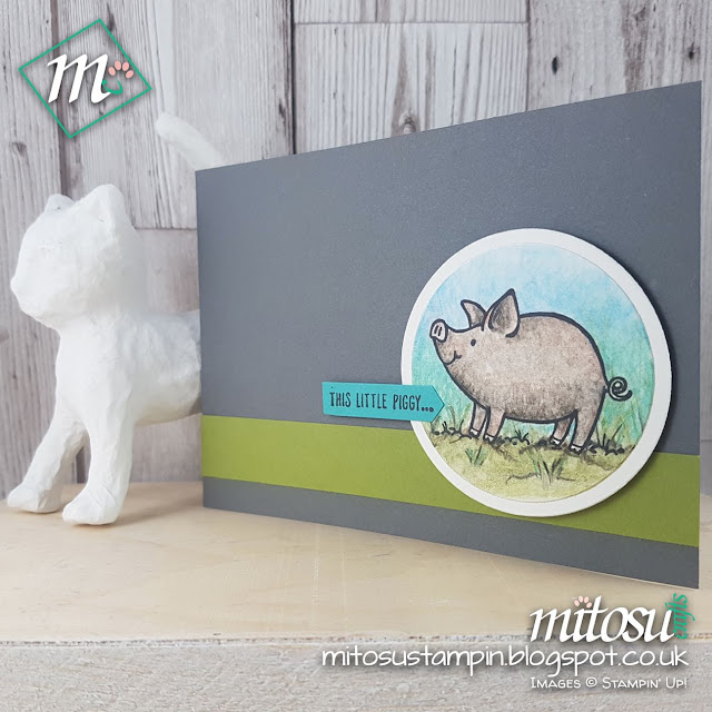 This Little Piggy Stampin Up SU Jay Soriano Mitosu Crafts Order Stampinup UK Online Shop 3