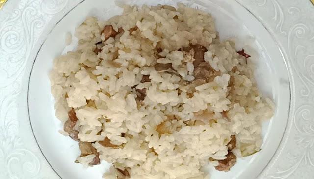 طريقة عمل برام ارز معمر بكبد و قوانص الحمام بالبصل بكل تكاتة الشيف محمد الدخميسي