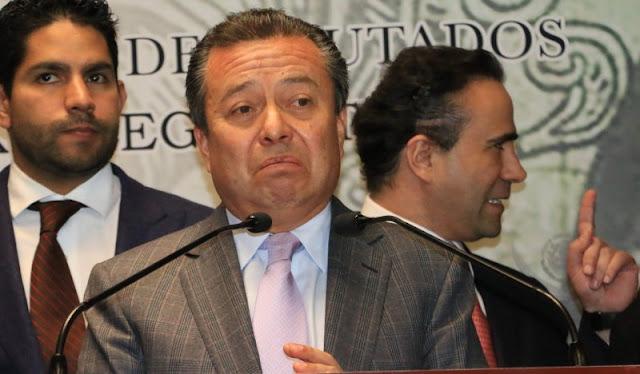 Retirar el registro al PRI por casos de corrupción es absurdo: César Camacho
