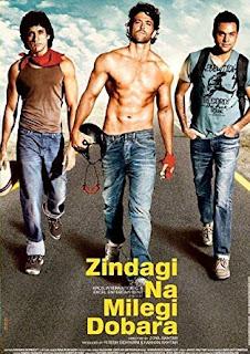 Download Film dan Movie Zindagi Na Milegi Dobara (2011) Subtitle Indonesia