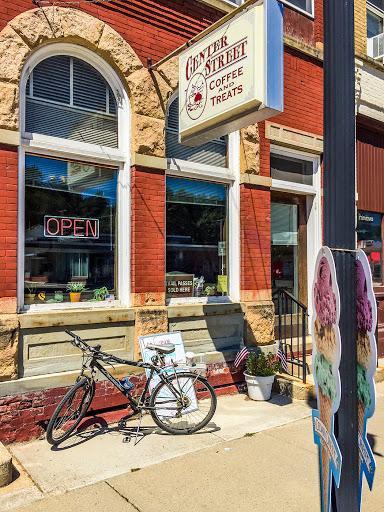 Center Street Treats in Wonewoc WI on the 400 State Trail