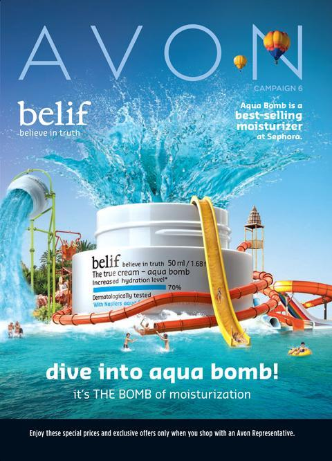 AVON BROCHURE CAMPAIGN 6 2020 - CLICK TO VIEW