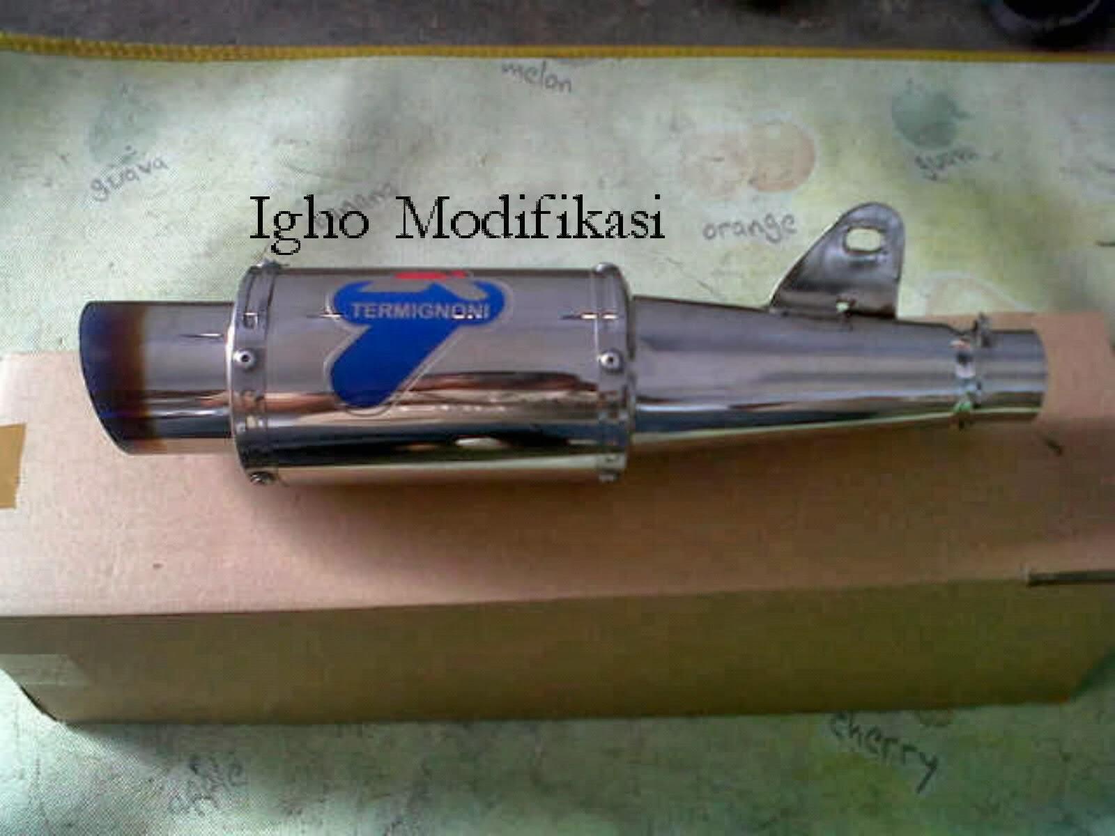 Modifikasi Motor Im Modifikasi Sepeda Motor