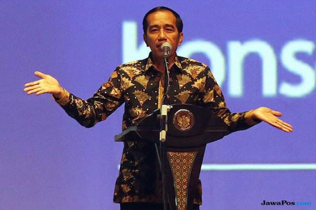 Pertumbuhan Ekonomi Buruk, Elektabilitas Jokowi Mandeg di Angka 55%