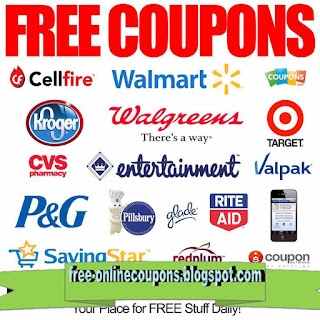 Free Printable Grocery Coupons