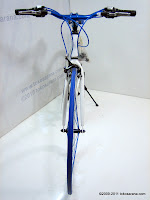 2 Sepeda Hybrid PACIFIC Instantaneous Enaction 1.0 18 Speed Shimano 700C