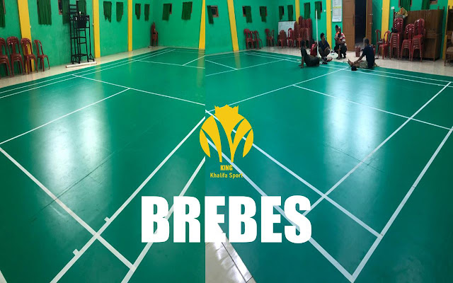 Jual Karpet Lapangan Badminton di Brebes
