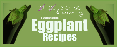 Never know what to do with eggplant? Find new inspiration in this collection of seasonal Eggplant Recipes ♥ AVeggieVenture.com. Many Weight Watchers, vegan, gluten-free, low-carb, paleo, whole30 recipes from simple for every day to special for occasions.