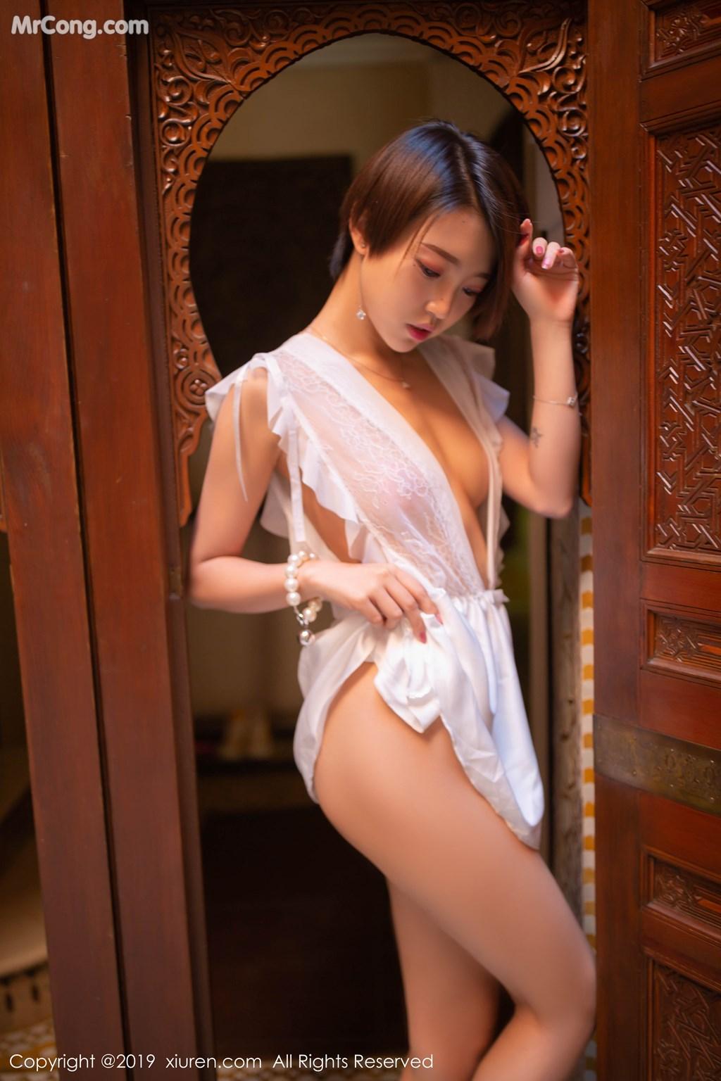 Image XIUREN-No.1455-LRIS-Feng-Mu-Mu-MrCong.com-006 in post XIUREN No.1455: LRIS (冯木木) (49 ảnh)
