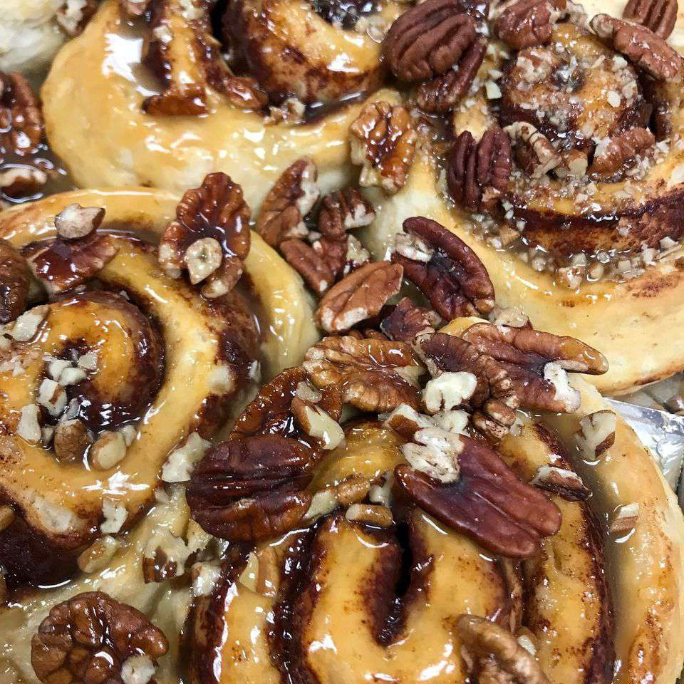 National Sticky Bun Day Wishes Awesome Picture