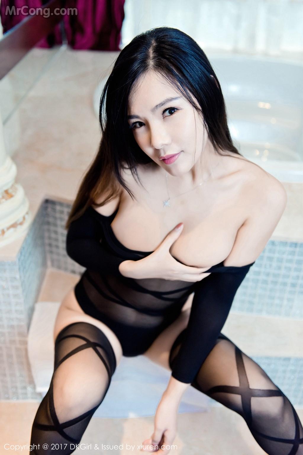 Người mẫu Ding Xiaonan với album ảnh sexy và quyến rũ 19