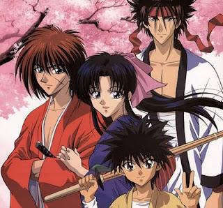 Resultado de imagen de kenshin el guerrero samurai anime
