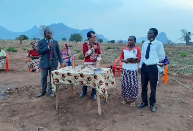 """Missionário fala sobre trabalho em Moçambique: """"Oração e confiança em Deus"""""""