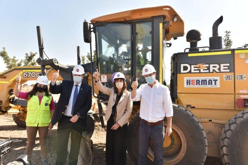 Buscan aumentar contratación femenina en la Construcción