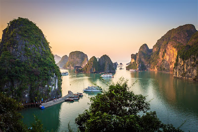 Ha Long Bay Ranked 3rd Among Places to Visit in Southeast Asia