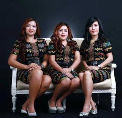 Lirik dan chord Lagu Romantis Trio - Mabiar Au Marsirang