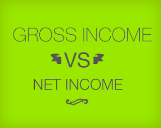 Net Income Vs Gross Income: Difference Between Gross And Net Income