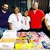 Membros da APRORURAL fortalece Grupo Cordeirinhos de Cristo da Assembleia de Deus Ministério de Madureira em Eldorado-MS