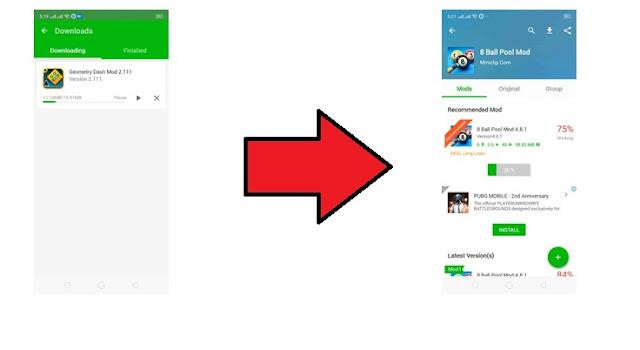 تنزيل متجر HappyMod APK لتحميل التطبيقات المدفوعة والالعاب مجانا