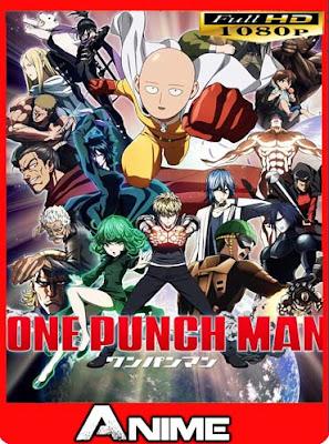 One Punch Man (2015) Temporada 1 HD[1080P]latino[Mega]