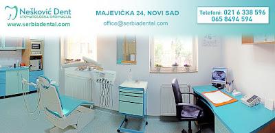 Stomatološka ordinacija Novi Sad