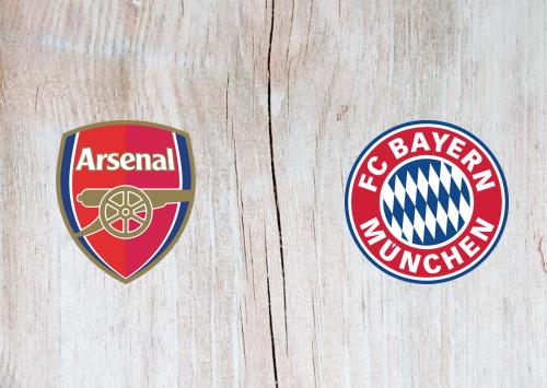 Arsenal vs Bayern München -Highlights 18 July 2019