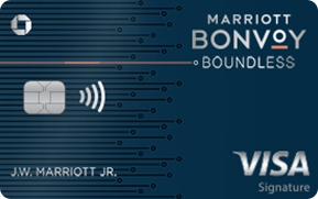Review Chase Marriott Bonvoy Boundless Card [3 Free Nights, Platinum Elite Status and 10x Points Earning Offers]