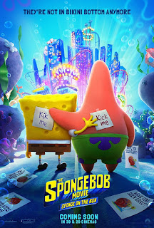 فيلم The SpongeBob Movie: Sponge on the Run 2020 مترجم اون لاين