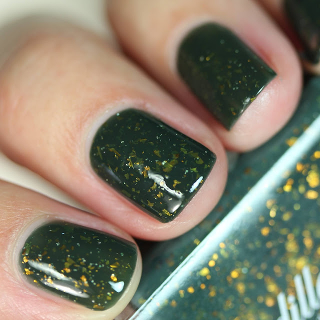 Cadillacquer Enchanted Woodland swatch