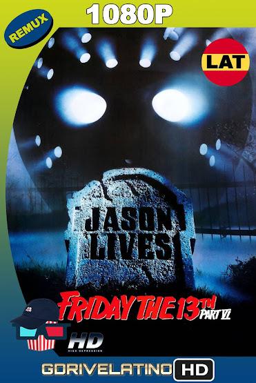 Viernes 13 Parte 6: Jason Vive (1986) BDRemux 1080p Latino-Ingles MKV