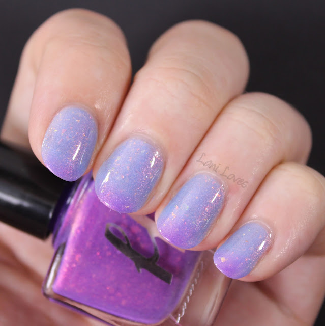 Femme Fatale Fates Bound Together Nail Polish Swatches & Review