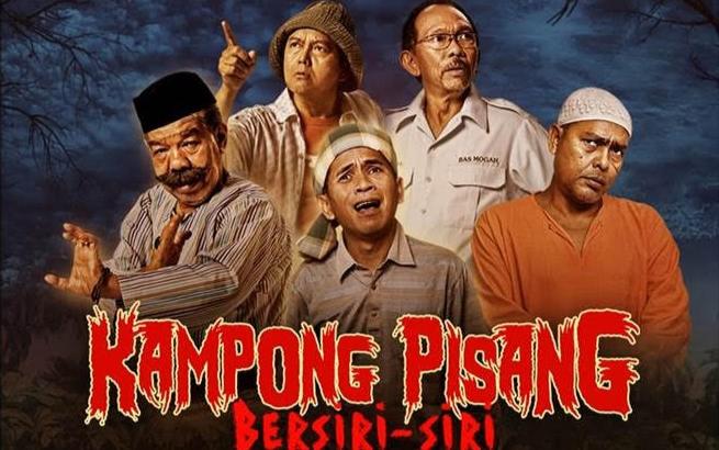 Sinopsis Drama Kampong Pisang Bersiri-Siri (ASTRO)