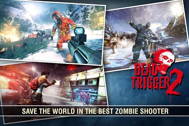 dead trigger 2 apk mod