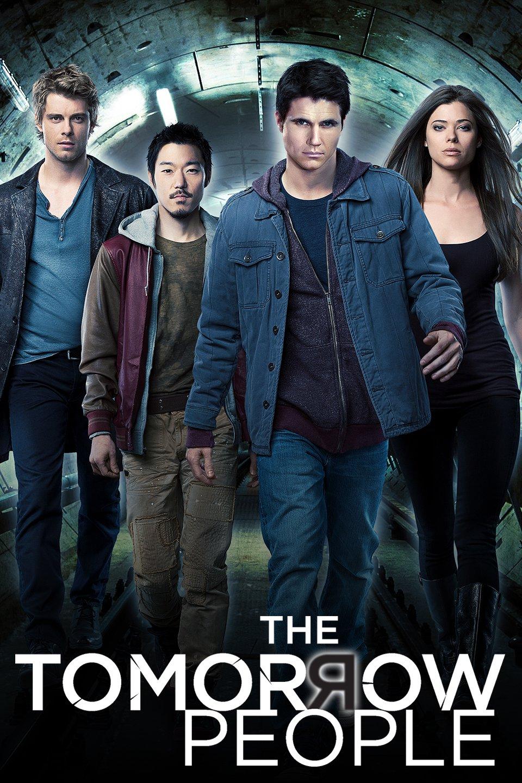 The Tomorrow PeopleS Staffel 1
