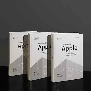 Trải Nghiệm Apple - Xây Dựng Lòng Trung Thành Không Chỉ Từ Sản Phẩm ebook PDF-EPUB-AWZ3-PRC-MOBI