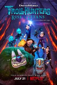 Trollhunters Rise of the Titans 2021 Hindi Dual Audio Full Movies Free 480p