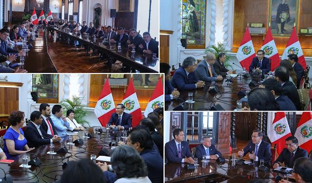 Bancadas respaldarán las reformas política y judicial
