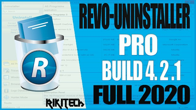 Revo Uninstaller 4.2.1