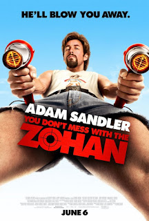 You Don't Mess with the Zohan (2008) อย่าแหย่โซฮาน