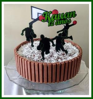 Topo para bolo