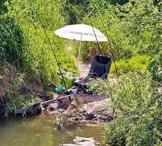 Puesto de Pesca Aranjuez
