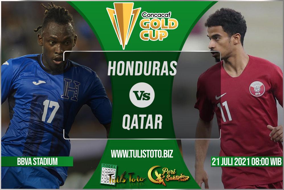 Prediksi Honduras vs Qatar 21 Juli 2021