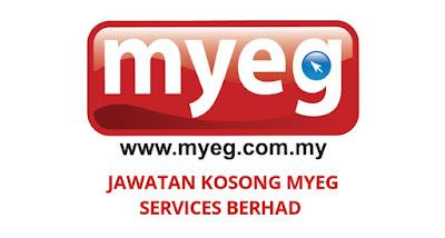 Jawatan Kosong MYEG Services Berhad 2019