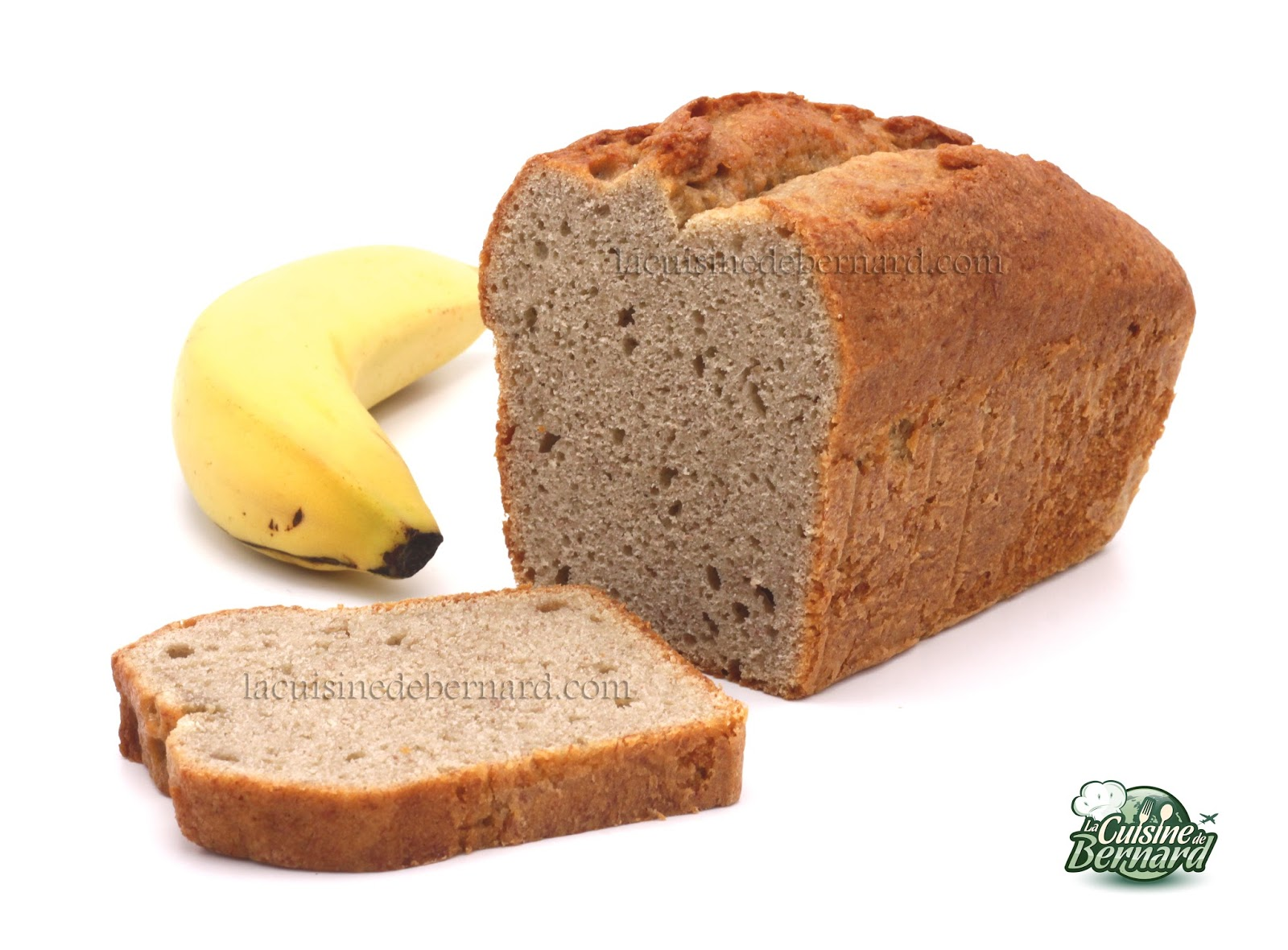 Banana Cake Bernard