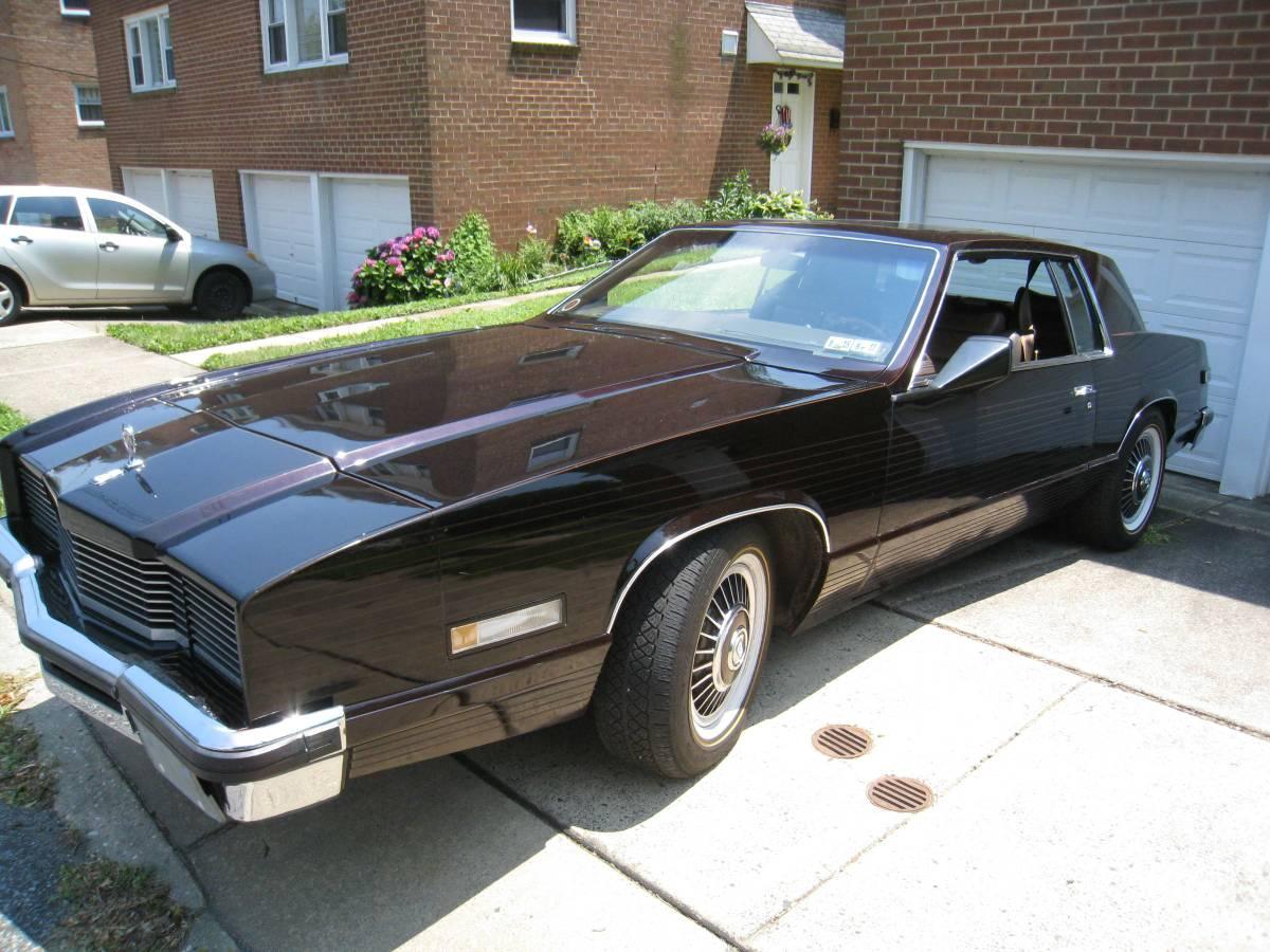 Daily Turismo: Masterpiece? 1981 Cadillac Eldorado Pierre