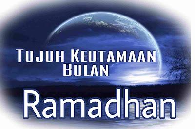 7 Keutamaan Bulan Ramadhan